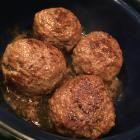 Foto recept: Oma's gehaktballen