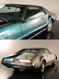 1967 Oldsmobile Toronado Now and Once was