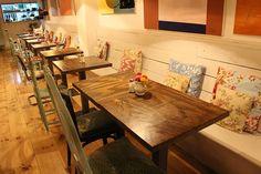 Taco Paco un restaurante con mucho encanto en IBIZA | Decoración