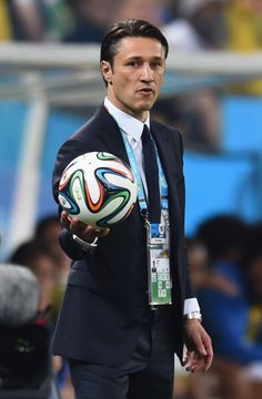 Croatia manager and ex-player Niko Kovac
