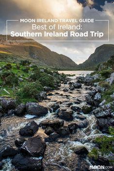 This nine-day road trip itinerary takes in Ireland's best-known destinations–the Cliffs of Moher, the Ring of Kerry, Killarney National Park–as well as equally beautiful places you may not have heard of yet, like Ardmore in County Waterford. All Family, Family Travel, Best Of Ireland, Galway Ireland, Cork Ireland, Kilkenny Castle, Southern Ireland, Ireland Travel Guide, Ireland Landscape
