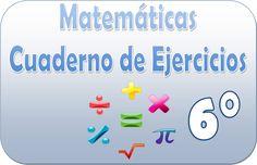 Cuadernillo de Cálculo y problemas 6 primaria por trimestres y anual