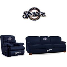Use this Exclusive coupon code: PINFIVE to receive an additional 5% off the Milwaukee Brewers Microfiber Furniture Set at SportsFansPlus.com