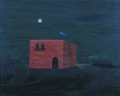 House By Gertrude Abercrombie