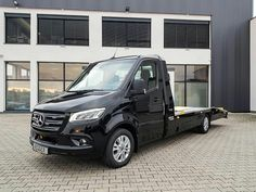 Mercedes Sprinter 907 Low Race Pakiet +   #kegger #sprinter #abschleppwagen