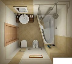 Inspirational Small Bathroom Ideas That Will Impress You