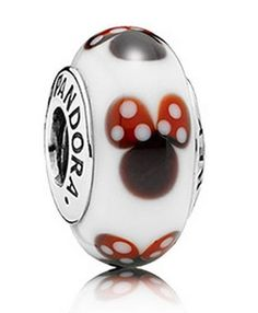 NEW Disney Pandora Exclusive Classic Minnie Mouse Sterling Silver Charm IN HAND
