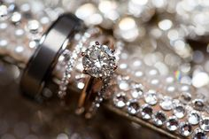 Palm Event Center Wedding | Epic Ring | Kirstin Burrows Photography
