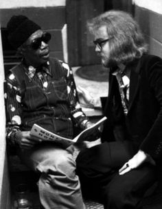 Professor Longhair and Dr John