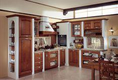 Abbinamento colori pareti cucina | Cucine | Pinterest