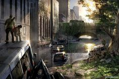 """""""The Last Of Us"""" Art Direction"""