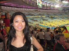 World Cup Final 2014, Maracanã