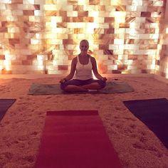 Hotel Lobby, Salt Cave Therapy, Himalayan Salt Room, Wellness Studio, Wellness Spa, Salt Detox, Spa Room Decor, Yoga Studio Design, Spa Massage