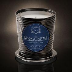 The Market Fergus Falls - Aquiesse: Candle with Matchbook - Moonlit Petals