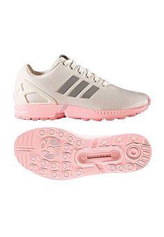 Adidas Sneaker ZX FLUX W BA7642 Creme Rosa, Schuhgröße:38 2/3