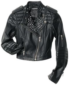 Someday, I shall get a Joan Jett leather jacket...