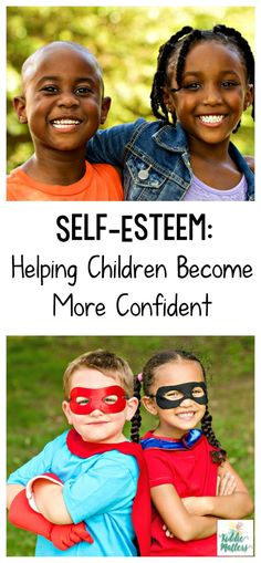Self-esteem is having confidence in your own abilities, believing in your worth, and feeling good about who you are. A healthy self-esteem is the best gift a child can receive. Children who have a healthy self-esteem feel loved and accepted.