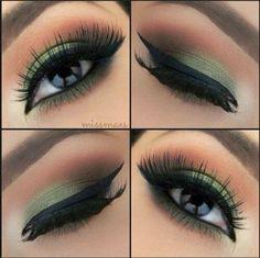 + Carolina Estilo + Maquillaje para San Patricio / St. Patrick's Day