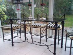 Beds Uk, Wrought Iron Beds, Outdoor Tables, Outdoor Decor, Baby Cartoon, Outdoor Furniture Sets, Bath, Pure Products, Traditional
