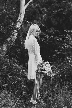 """The """"Elizabeth"""" dress from Lover's White Magick collection 