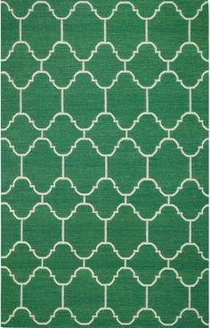 Capel Serpentine 3623 Dark Green Rug