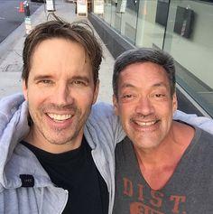 Paul Lekakis & Mayor John Jude Duran / West Hollywood California / LA Pride 2017