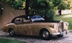 1956 Four-door Saloon by James Young (chassis SXA129)
