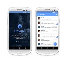 PushMe Messenger protege su privacidad, y su seguridad - Proteger chatear con una contraseña - Soporta TouchID - Le permite eliminar los mensajes enviados por error (también borrar el receptor) - No permita que cualquier modificación fraudulenta del texto enviado. Confía en el mejor mensajero disponible. #PushMeMessenger #PushMe #PushMeGeneration http://office.pushmecorp.com/registration/2309/  Blog: http://www.pushme.website/pushme/referral/?SPONSOR=ID2309