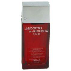 JACOMO DE JACOMO ROUGE by Jacomo Eau De Toilette Spray (Tester) 3.4 oz