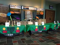 Journey off the map vbs 2015