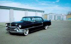 1955 CADILLAC SERIES 62 COUPE - 17856