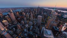 21 Stunning Panoramas That Will Make You Want To Move To Manhattan