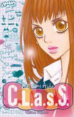 C.L.A.S.S  le nouveau manga de l'auteur a succès de Switch Girl !