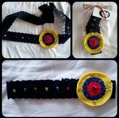 !! Crochet Necklace, Jewelry, Colombia, Accessories, Flowers, Jewlery, Jewerly, Schmuck, Jewels