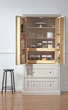 64 best free standing pantry images deco cuisine home decor rh pinterest com