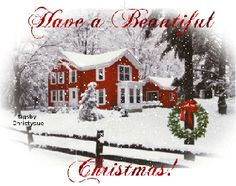 Discover & share this Holiday GIF with everyone you know. GIPHY is how you search, share, discover, and create GIFs. Merry Christmas And Happy New Year, All Things Christmas, Christmas Time, Christmas Glitter, Christmas Images, Christmas Scenery, Winter Scenery, Christmas Ecards, Christmas Clipart