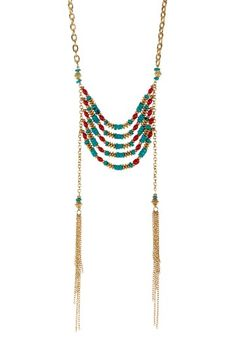 Joplin Necklace by Meghan Fabulous on @HauteLook