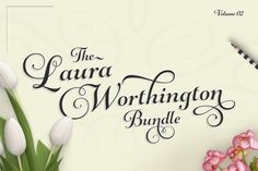The Laura Worthington Pack - Vol 02 By TheHungryJPEG
