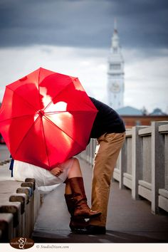 It's pictures taken with the red umbrella - day,night,in the rain...Pretty cool and it gives you ideas.And,this is hella cute.