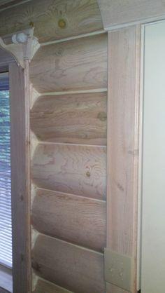 Easy diy Pickled Wood Technique - Tutorial