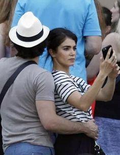 Nikki and Ian Somerhalder enjoying each other in Barcelona, Spain (06/05/15)