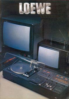 Hi-Fi Audio Video LOEWE 1977 www.1001hifi.com