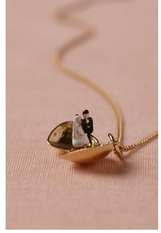 cutest necklace ever!! From BHLDN