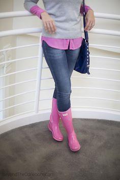 Hunter Boots   SALT
