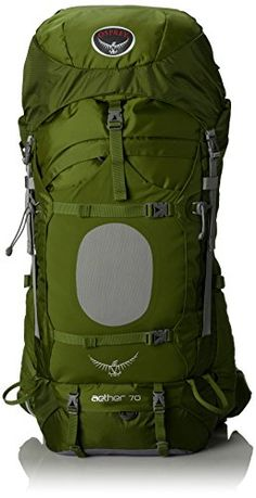 Check this Out.... Osprey Men's Aether 70 Backpack, Bonsai Green, Medium has recently been posted to http://bestoutdoorgear.co/osprey-mens-aether-70-backpack-bonsai-green-medium/