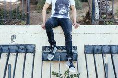Summer '16: Cesario Woven Black White #CreativeRecreation