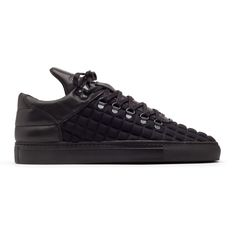 Filling Pieces Mountain Cut Neoprene Black