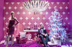 Barbie and Ken - Selfridges Christmas Window