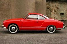 Volkswagen Kharmann ghia #volkswagonvintagecars