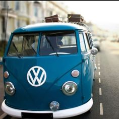 #VW Campervan #Want